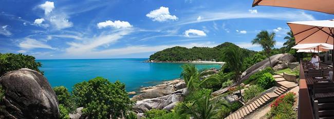 「ザ・クリフ バー&グリル」サムイ島