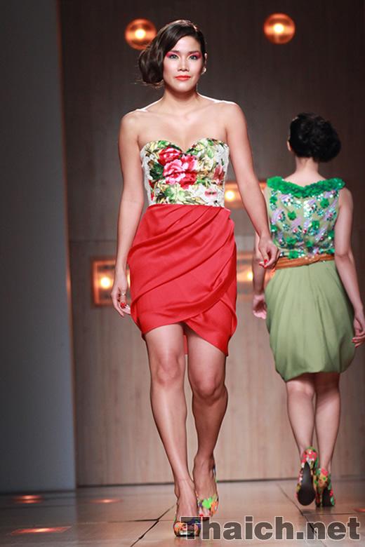 Siam Center on Third-Bangkok International Fashion Week 2011 s/s