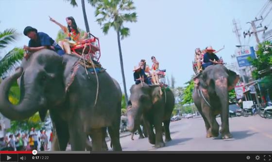SKE48のタイ・パタヤで撮影の新曲「賛成カワイイ!」のMVが公開