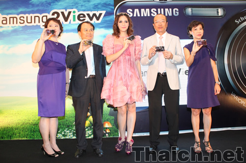 experience a wonder with samsung 2view