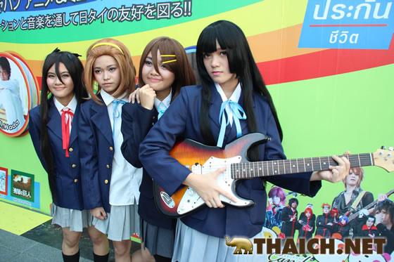 アニソンの女王・堀江美智子ら出演「第4回タイ-ジャパン・アニメ&ミュージック・フェスティバル」が2014年5月3・4日開催
