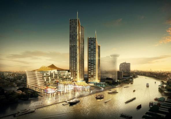 「サイアム髙島屋(仮称)」が2017年にタイ・バンコクにオープン