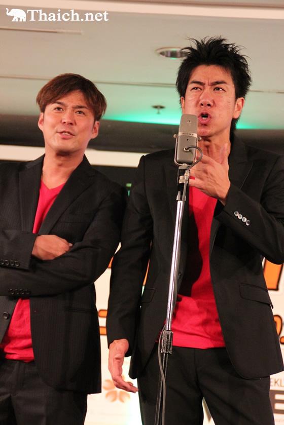 テンダラー単独ライブ in バンコク公演 2013