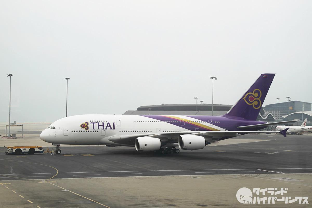 タイ国際航空、バンコク=羽田路線を2022年1月から運航再開