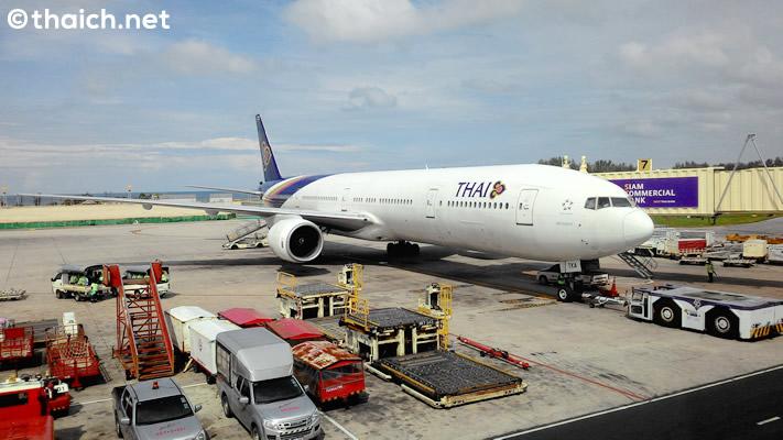 タイ国際航空がプミポン国王陛下崩御で予約・経路変更対応