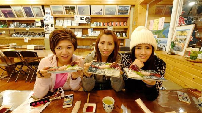 女優フォーカスらタイのパワーフェイスブッカーが北海道の魅力を発信、北海道運輸局のSNS招聘事業で