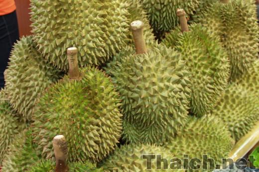 ทุเรียน Thai Fruits Festival
