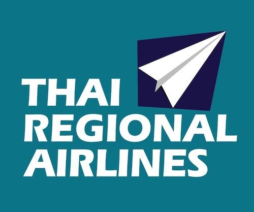 タイリージョナルエアラインが2012年12月12日より就航