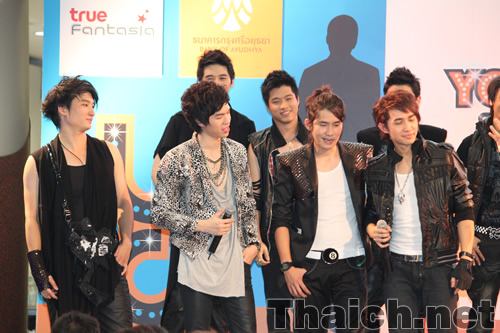Krungsri, The Young Bachelors & Single Ladies