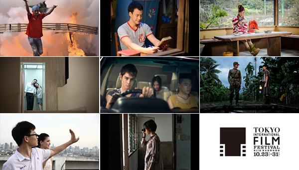 タイ映画全8作品にゲストが登場!第27回東京国際映画祭