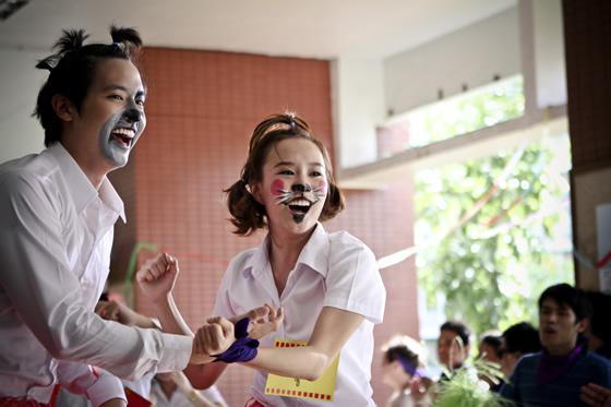 タイ映画『タイムライン』がアジアフォーカス・福岡国際映画祭2014で上映