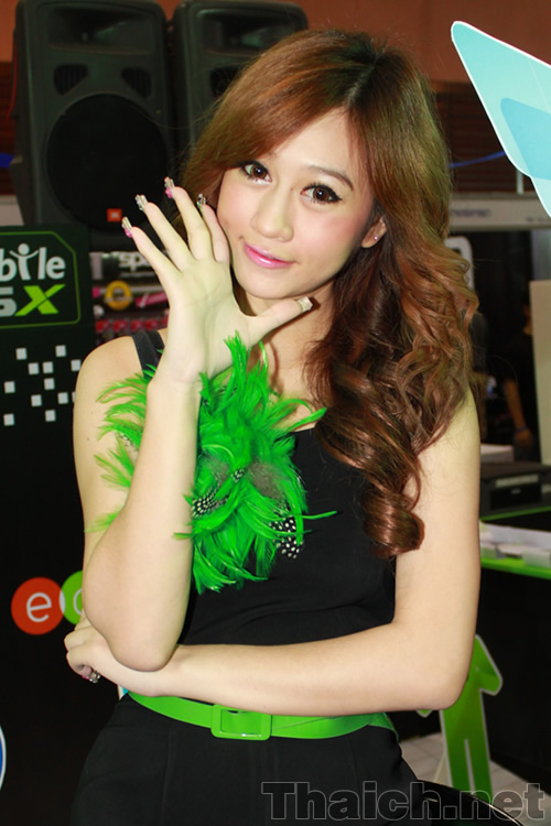 """Thailand Mobile Expo 2011"""