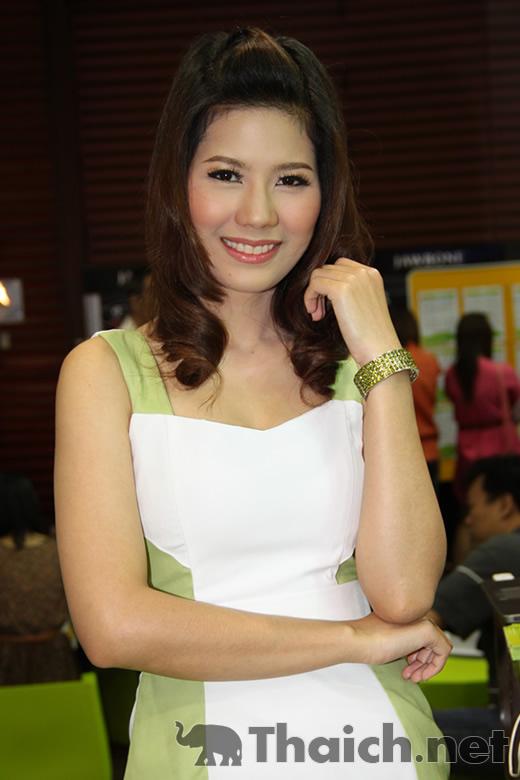 Thailand Mobile Expo 2011 Showcaseのコンパニオン達 前編