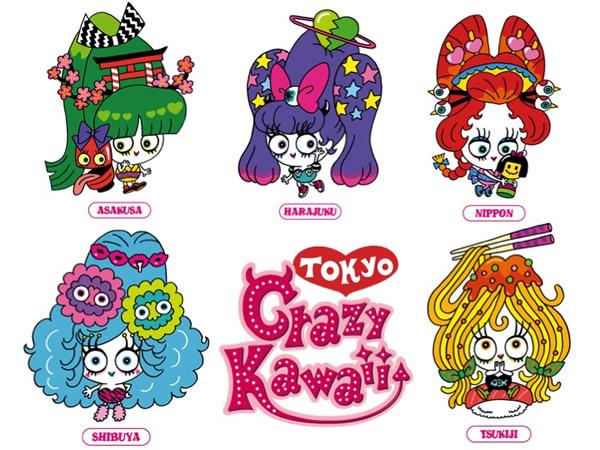 日本のKawaii文化をタイに発信!「Tokyo Crazy Kawaii Bangkok」が2015年8月開催