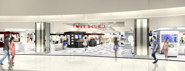バンコク東急百貨店パラダイスパーク店が2015年2月オープン