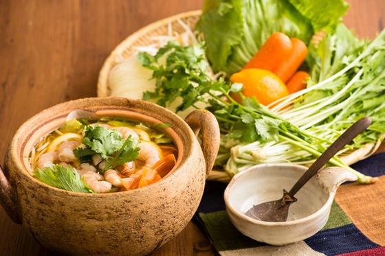 『トムヤムクン鍋』などアジアン鍋が2014年のトレンド