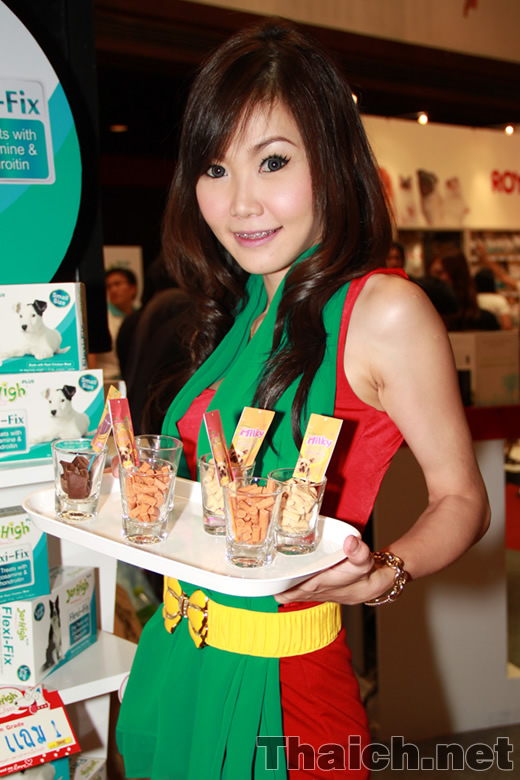 PET EXPO THAILAND 2011