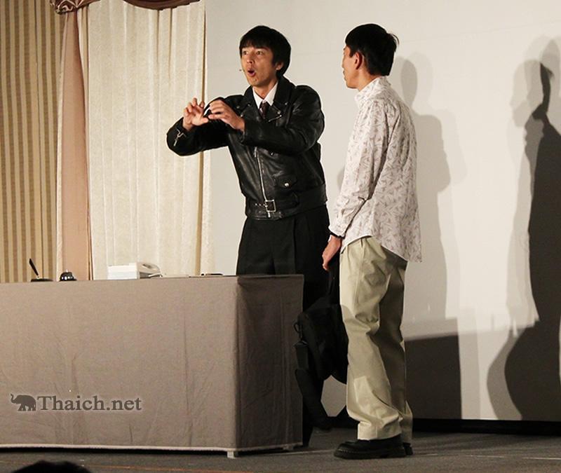 チュートリアル直撃インタビュー!『チュートリアリズム4+ASIA』バンコク公演で