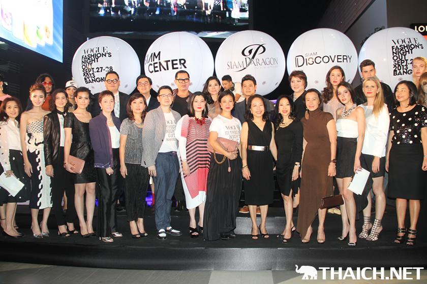 Vogue Fashion's Night Out Bangkok
