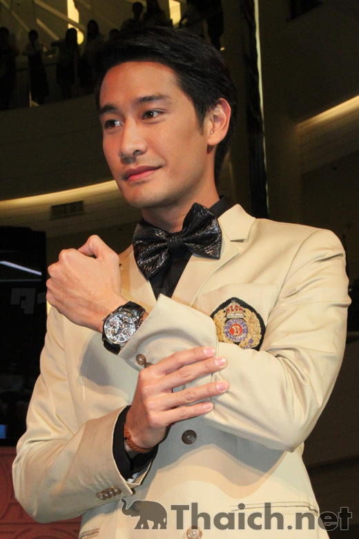 Siam Paragon Watch Expo 2011