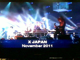 X JAPANが2011年秋にバンコク公演開催へ