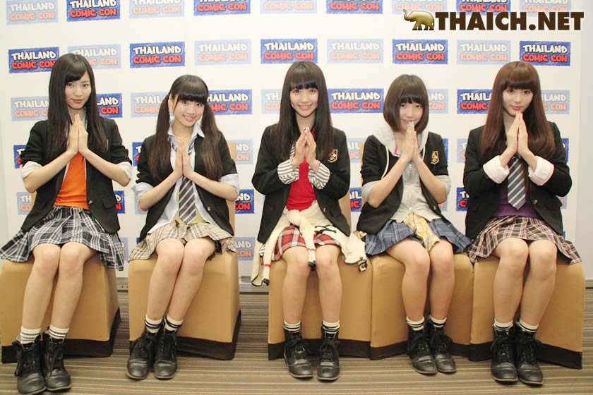 夢みるアドレセンス、仮面ライダーGIRLS、でんぱ組.incがバンコクへ!「アニメアイドルアジア2014 in タイランド」が2014年10月25日開催