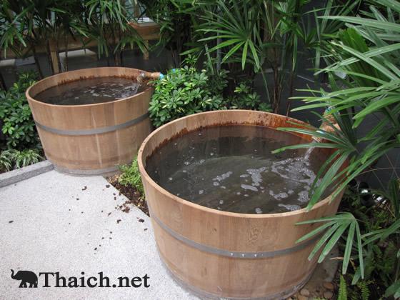 温泉「湯の森」
