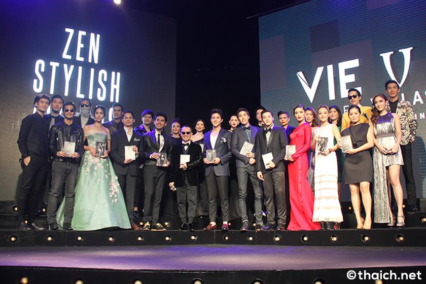 ZEN STYLISH AWARDS 2014