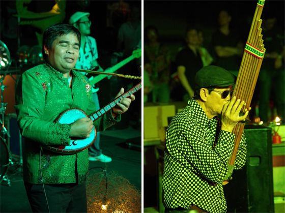 パラダイス・バンコク・モーラム・インターナショナル・バンド(Paradise Bangkok Molam International Band)