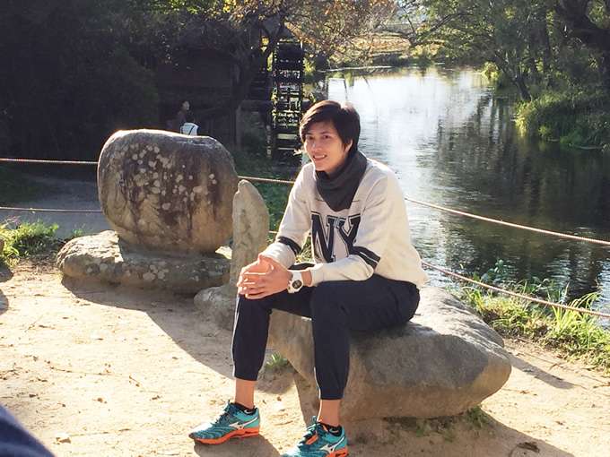 タイ女子バレーボール代表 プルームジット・ティンカオ選手