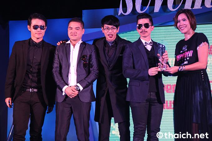 タイの人気バンドSLOT MACHINEが「フジロックフェスティバル '16」出演決定