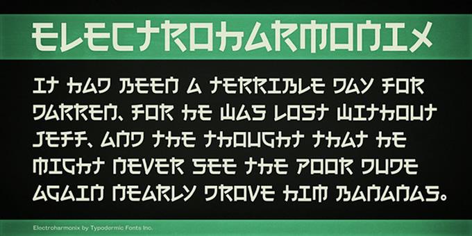 タイにも「日本人にだけ読めないフォント」あります!