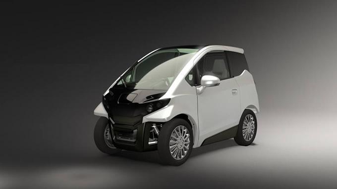 タイで日本発の水上走行可能なカワイイ電気自動車が2017年秋に発売【TVウォッチング】