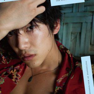 タイ・プーケットで撮影のDVD付写真集『月刊MEN 大東駿介』発売