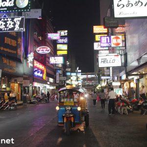 Tanya Street-Bangkok