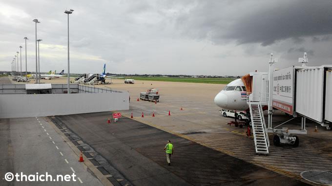 Wattay International Airport 01