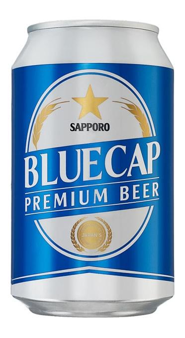 【ベトナム】サッポロが新ビール「BLUE CAP」をベトナム国内限定発売