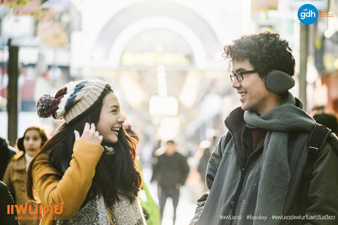 北海道で撮影のタイ映画「フェーンデイ」がタイ国内で2016年9月1日公開