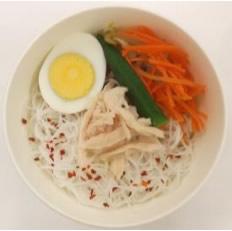 シンガポールラクサ風スープ