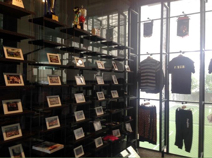 いとたく念願の…Creer fcクラブハウス兼Regista Shop、プレオープン