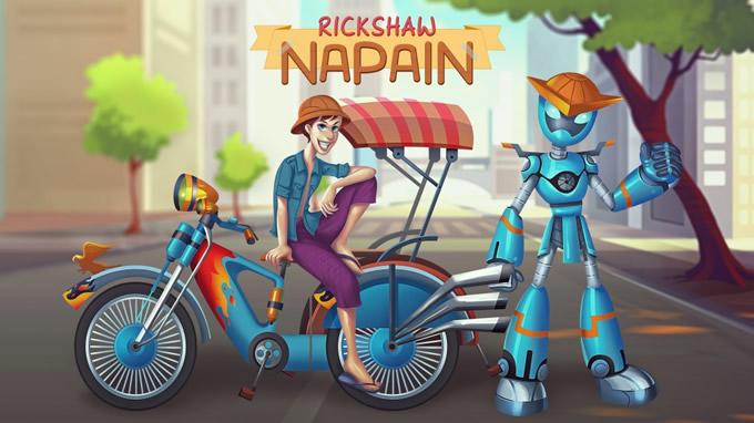 Rickshaw NaPain(リキシャ  ンガペイン)