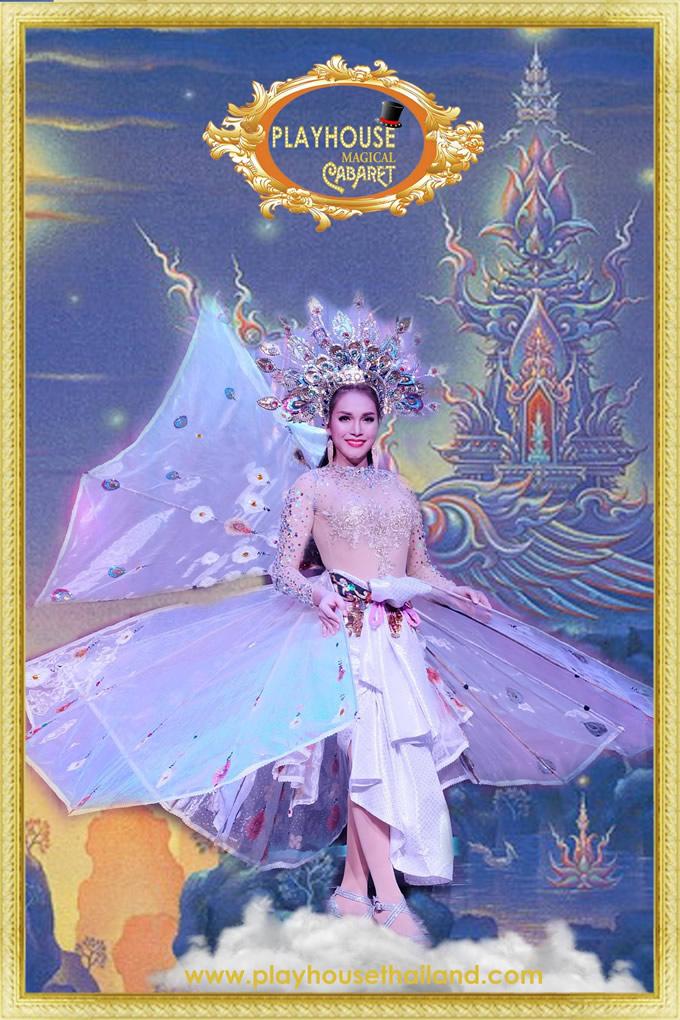 オカマショー「プレイハウスマジカルキャバレー」がバンコク・スワンルムナイトバザールでオープン