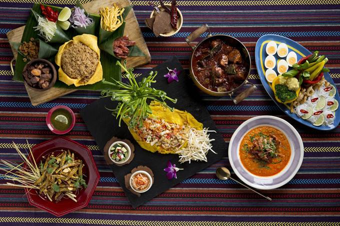 タイ人シェフの真髄が味わえる「エスニックフードブッフェ」が舞浜のシェラトンで提供
