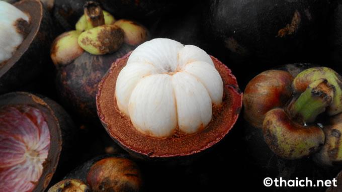 ヴィクトリア女王にも愛された「果物の女王」マンゴスチン