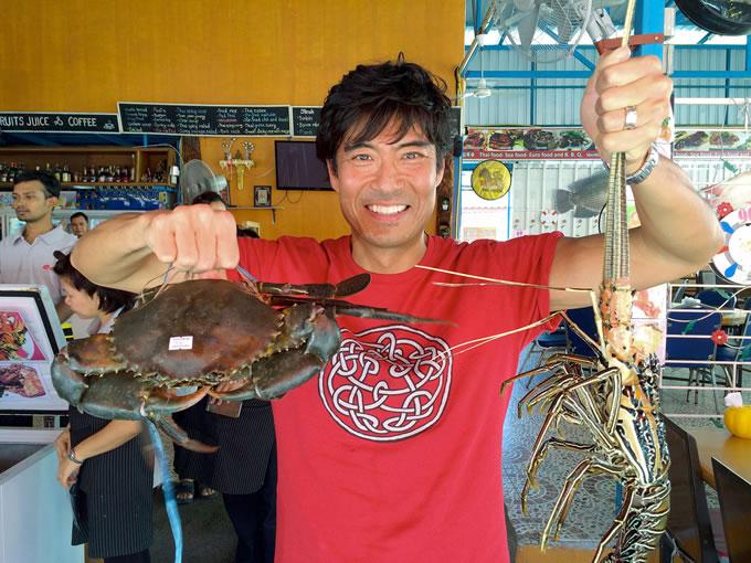 サムイ島に到着、そしてホアヒンへ『高嶋政宏の旅番長~熱風!アジア縦断編』