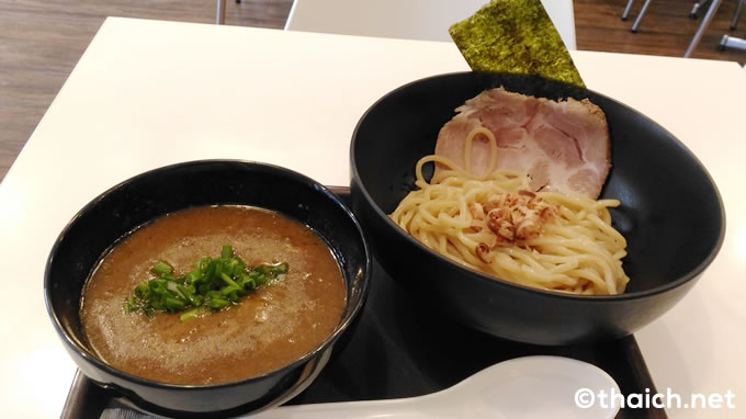 サイアムの「麺屋きころく」は濃厚さっぱりのベジポタつけ麺の店