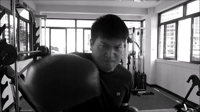 ロンポージム協力でジジイ梅動画「チャンピオンへの祈り」完成