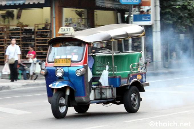 タイの「トゥクトゥク」、2022年までに電気自動車(EV)化を計画