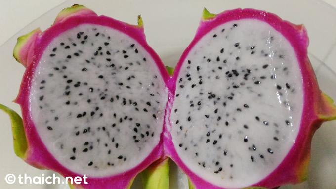 ドラゴンフルーツの果実