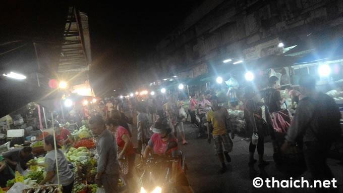 Khlong Toei Market 01